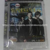 Supernatural (Episode 1 - 23) END