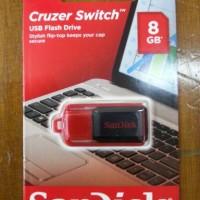 USB Flashdisk 8gb Cruzer Switch Sandisk