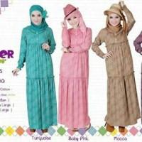 Gamis Paloma,Baju Muslim Remaja,Kaos,Blouse,Batik,Kemeja,Jilbab,Dress