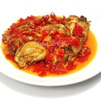 Ayam Goreng Balado 1/2 KG (1/2 Ekor Ayam)