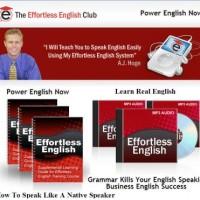Effortless English Mega Pack (Audio + E-Book) Solusi Bahasa Inggris