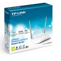 TP-Link Modem Router Wireless N ADSL 2+ TD-W8961