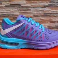 Sepatu Running Nike Airmax 2015 Style 9 for Women Purple/Blue