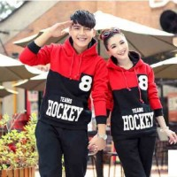 Jumper Couple Hockey