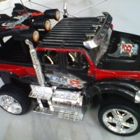 Mainan Mobil Remote Control Mini Cooper