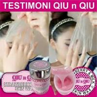 Qiu n Qiu Strawberry n Milk Skin Wax