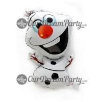 Balon Olaf Frozen