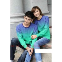 Kaos Couple Jubilant Hijau LP