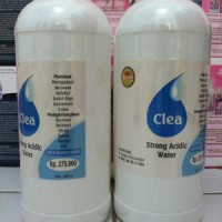 Jual Refill ( isi Ulang ) Strong Acidic Water CLEA 1100 ml By Kangen Water Murah