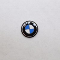 Jual Emblem Kunci BMW Biru Putih Standard 11mm Murah