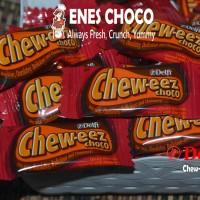 DELFI CHEW-EEZ 500 Gram/ DELFI CHEWEEZ / PERMEN COKLAT