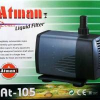 harga Pompa Celup Kolam/Powerhead ATMAN AT-105 Tokopedia.com