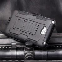 Hardcase lg g pro lite bumper armor dual layer back case