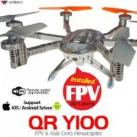 walkera qr y100 hexacopter fpv auto start ios & android support