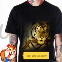 harga Macan Kujang - Kaos 3d Umakuka Tokopedia.com