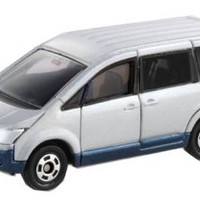 Tomica Mitsubishi Delica D:5