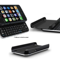 Keyboard Bluetooth Sliding untuk iPhone 4 /4s
