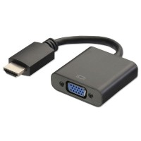 Adapter HDMI To VGA Converter Non Audio