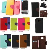 Mercury Fancy Diary Leather Flip Cover Case Samsung Galaxy S6 G920