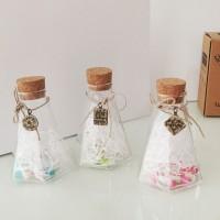 harga Forever Love Glass Jar / Toples Unik / Wadah Kaca / Tempat Kaca Tokopedia.com