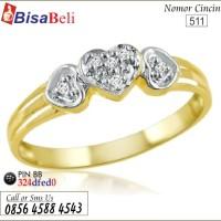 cincin kawin tunangan pernikahan terbaru  wanita love one