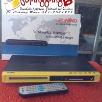 DVD PLAYER MP4 NIKO