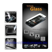 [titan] For Blackberry Z3 - Titan Premium Tempered Glass