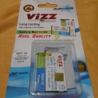 Baterai Vizz Sony Ericsson BST-36 K510i T280i W200i Z310i 1800Mah