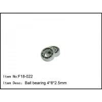 F18-022 BALL BEARING 4X8X2.5MM (2PCS)