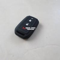 Casing Silicon Kunci Remote All New Avanza/Veloz Hitam