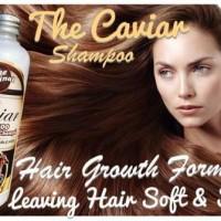 -Asli 100%--  Caviar Shampoo Shampo Kuda Penumbuh Rambut Botak