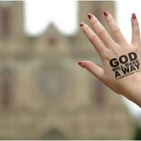 God Will Make a Way - Motivational Temporary Tattoo Import