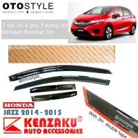 Talang Air HONDA all new JAZZ 2014-2015 premium kenzaku