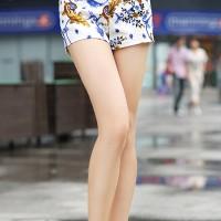 Hot Pants Motif (size S,M,L) -40193