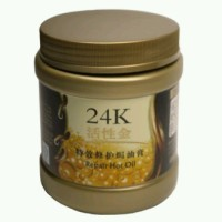 24K Active Gold Hair Mask ( MASKER RAMBUT 24k )