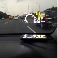 Car Hud (Head Unit Display)