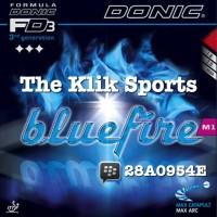 Karet Bat Ping Pong / Tenis Meja Donic Bluefire M2