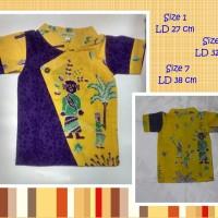 harga Kemeja Batik Anak MK Ethnic model Beskap & Standard Size 1 Tokopedia.com