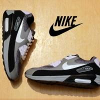 Sepatu Nike Air Max Hitam Abu