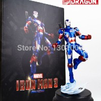Iron Man Patriot Model Kit ORI Marvel