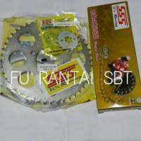 harga Gear Sss Set Satria-fu Sbt Tokopedia.com