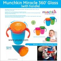 Munchkin miracle 360' gelas minum anak