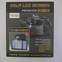 Screen Protector GGS III DSLR LCD for D7000