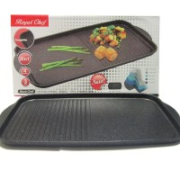 ROYAL CHEF MULTI GRILL PAN - Alat Panggang tanpa Arang
