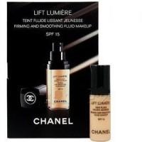 Chanel Lift Lumiere Firming & Smoothing Mekap Jeni