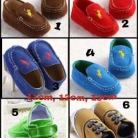 sepatu anak bayi polo baby prewalker shoes polo re