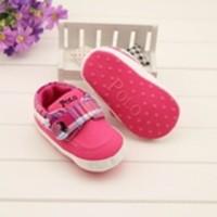 sepatu anak bayi polo baby prewalker shoes polo pi