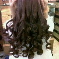 Hairclip Big Layer Curly