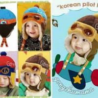 Korean Pilot Hat