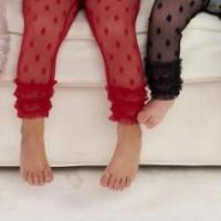 Mud Pie Lace Legging